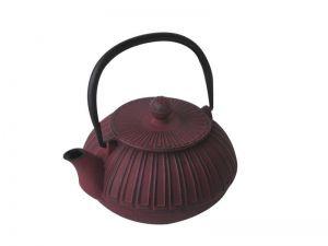 Чайник, чугун - червен, 0,85 л. /BAM 251/