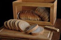 Кутия за хляб, бамбук // 37,5х21,5х19,5 см /BAM 184/