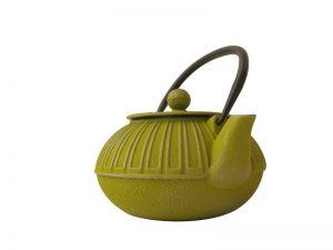 Чайник, чугун - зелен, 1,5 л. /BAM 250/